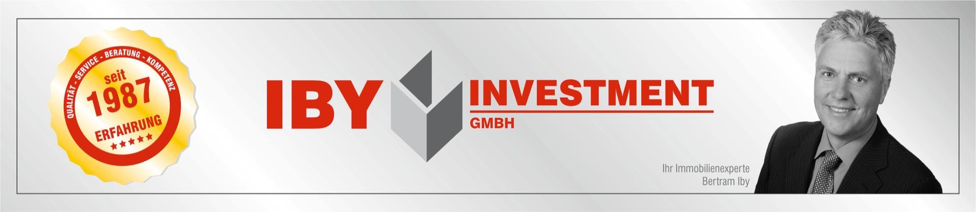 Seit 1987 für Sie erfolgreich tätig - Iby Investment